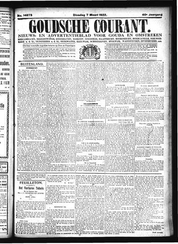 Goudsche Courant 1922-03-07