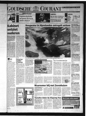 Goudsche Courant 2005-08-24