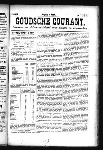 Goudsche Courant 1888-03-09