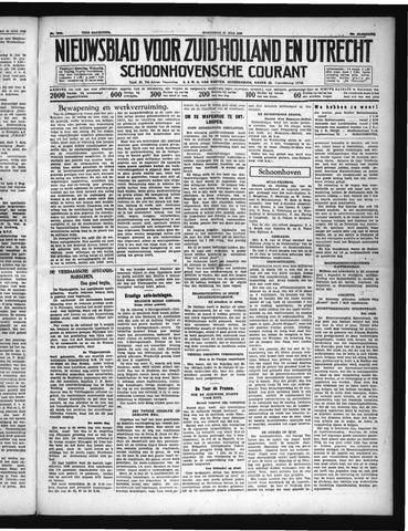 Schoonhovensche Courant 1938-07-27