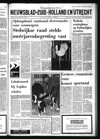 Schoonhovensche Courant 1976-01-21