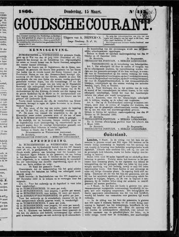 Goudsche Courant 1866-03-15