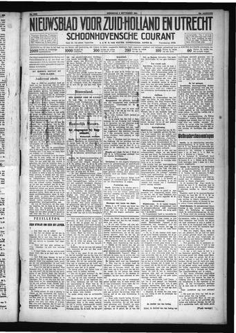 Schoonhovensche Courant 1931-09-02