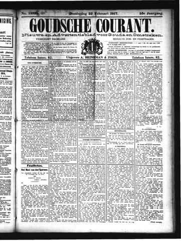 Goudsche Courant 1917-02-22