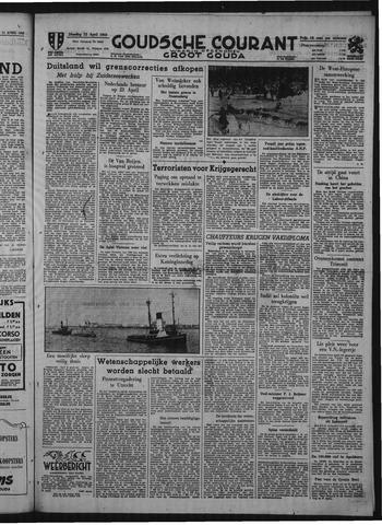 Goudsche Courant 1949-04-12