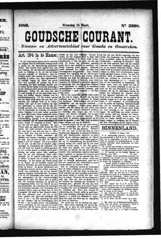 Goudsche Courant 1886-03-24