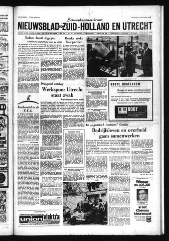 Schoonhovensche Courant 1969-11-12