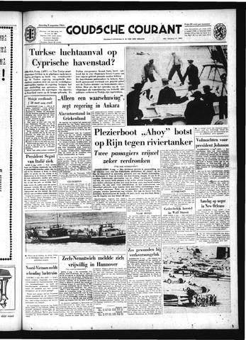 Goudsche Courant 1964-08-08