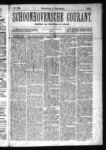 Schoonhovensche Courant 1883-08-04