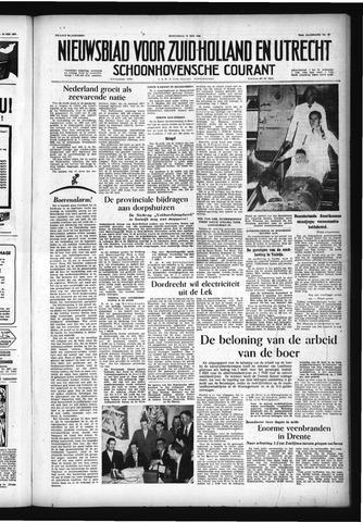 Schoonhovensche Courant 1957-05-29