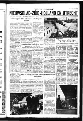 Schoonhovensche Courant 1966-10-10