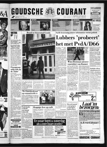 Goudsche Courant 1989-09-14