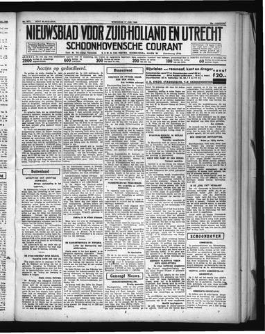 Schoonhovensche Courant 1936-06-17