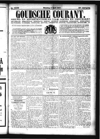 Goudsche Courant 1927-04-05