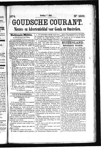 Goudsche Courant 1874-06-07
