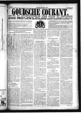 Goudsche Courant 1937-10-25
