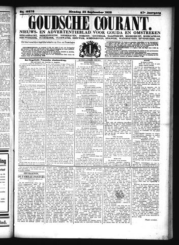 Goudsche Courant 1928-09-25
