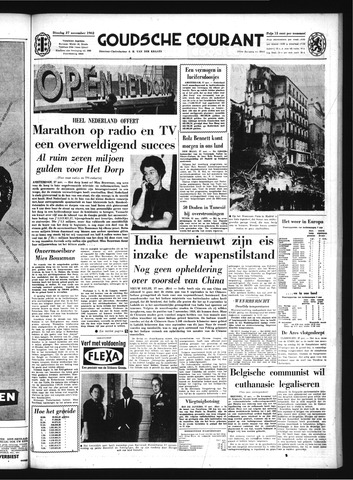Goudsche Courant 1962-11-27