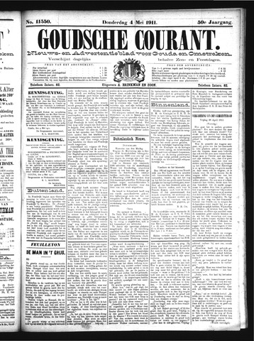 Goudsche Courant 1911-05-04