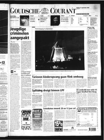 Goudsche Courant 2002-09-27