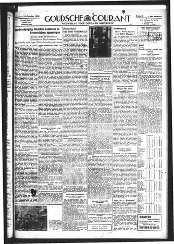 Goudsche Courant 1943-10-25