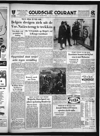 Goudsche Courant 1960-11-15