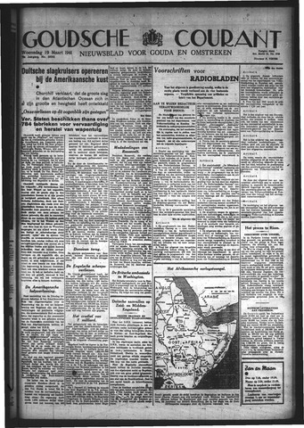 Goudsche Courant 1941-03-19