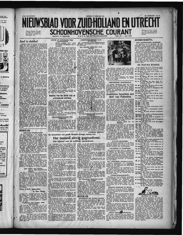 Schoonhovensche Courant 1948-02-13
