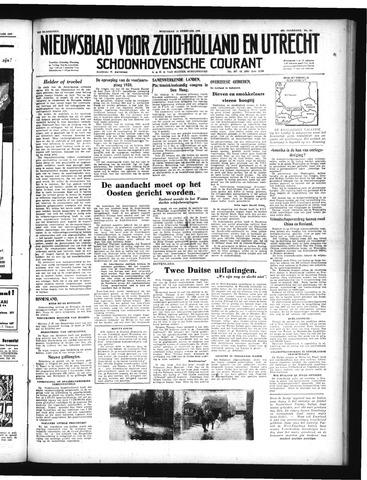 Schoonhovensche Courant 1950-02-15