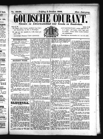Goudsche Courant 1906-10-05