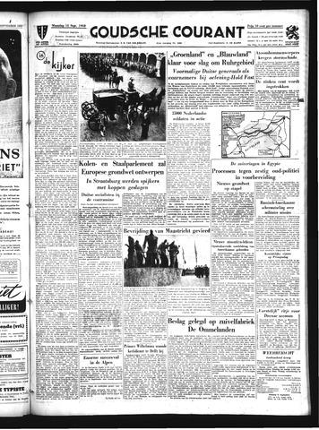 Goudsche Courant 1952-09-15