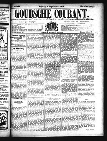 Goudsche Courant 1914-09-04