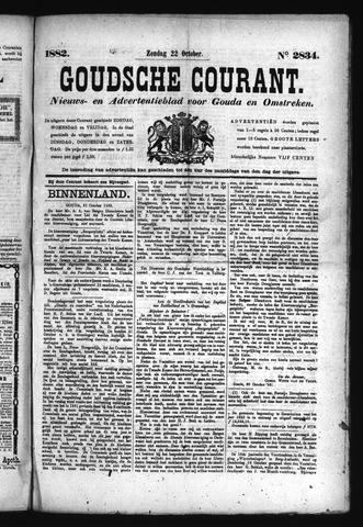 Goudsche Courant 1882-10-22