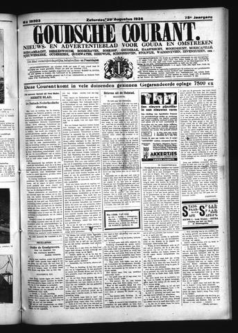 Goudsche Courant 1936-08-29