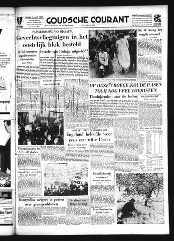Goudsche Courant 1958-04-08