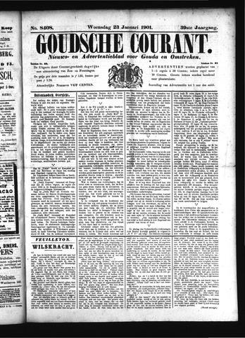 Goudsche Courant 1901-01-23