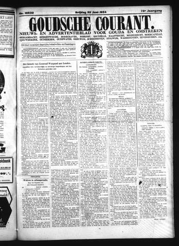 Goudsche Courant 1934-06-22