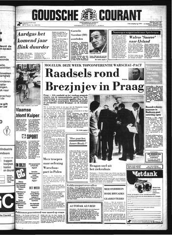 Goudsche Courant 1981-04-06