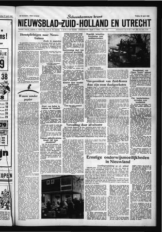 Schoonhovensche Courant 1960-04-29