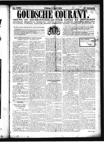 Goudsche Courant 1932-04-08