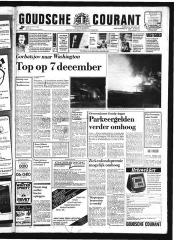 Goudsche Courant 1987-10-31