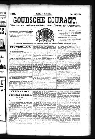 Goudsche Courant 1891-11-06