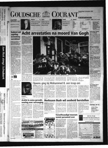Goudsche Courant 2004-11-04