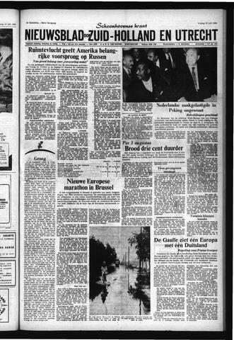 Schoonhovensche Courant 1966-07-22