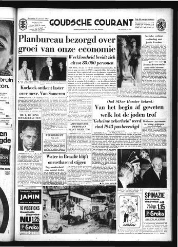 Goudsche Courant 1967-01-25