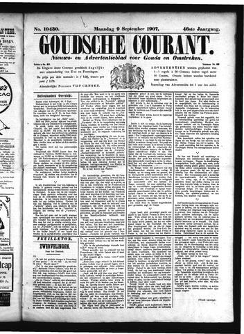 Goudsche Courant 1907-09-09
