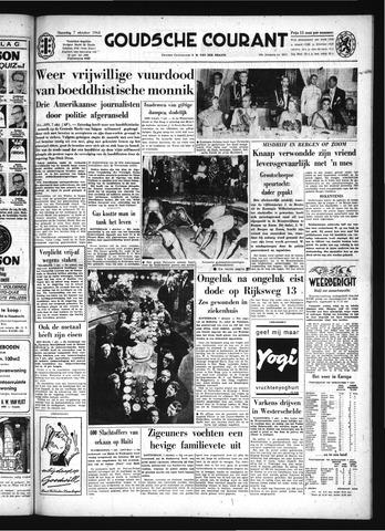 Goudsche Courant 1963-10-07
