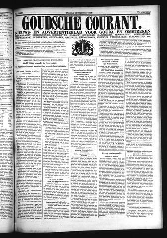 Goudsche Courant 1938-09-13