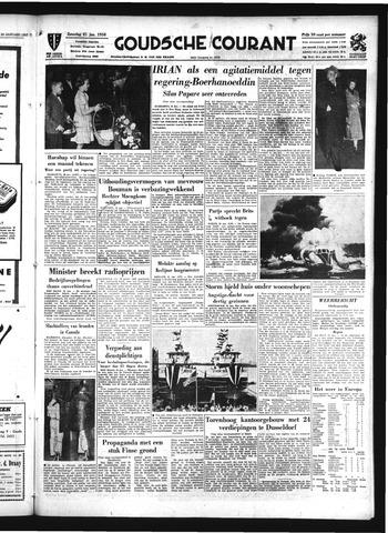 Goudsche Courant 1956-01-21