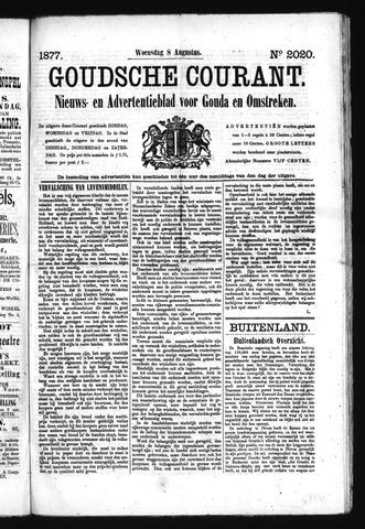 Goudsche Courant 1877-08-08